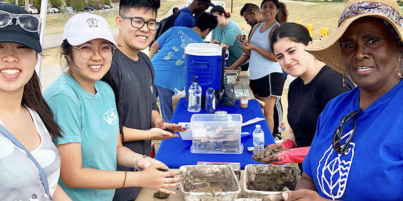 Trinity River Volunteer Day